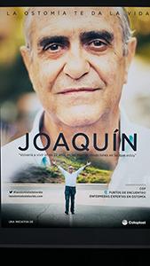 #Laostomiatedalavida: Joaquín
