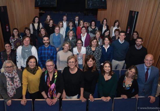 Inauguración del Décimo Quinto Curso de Experto en Enfermería: cuidado integral del paciente ostomizado