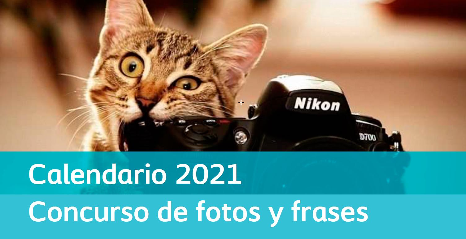 Calendario 2021: Concurso de fotos y frases
